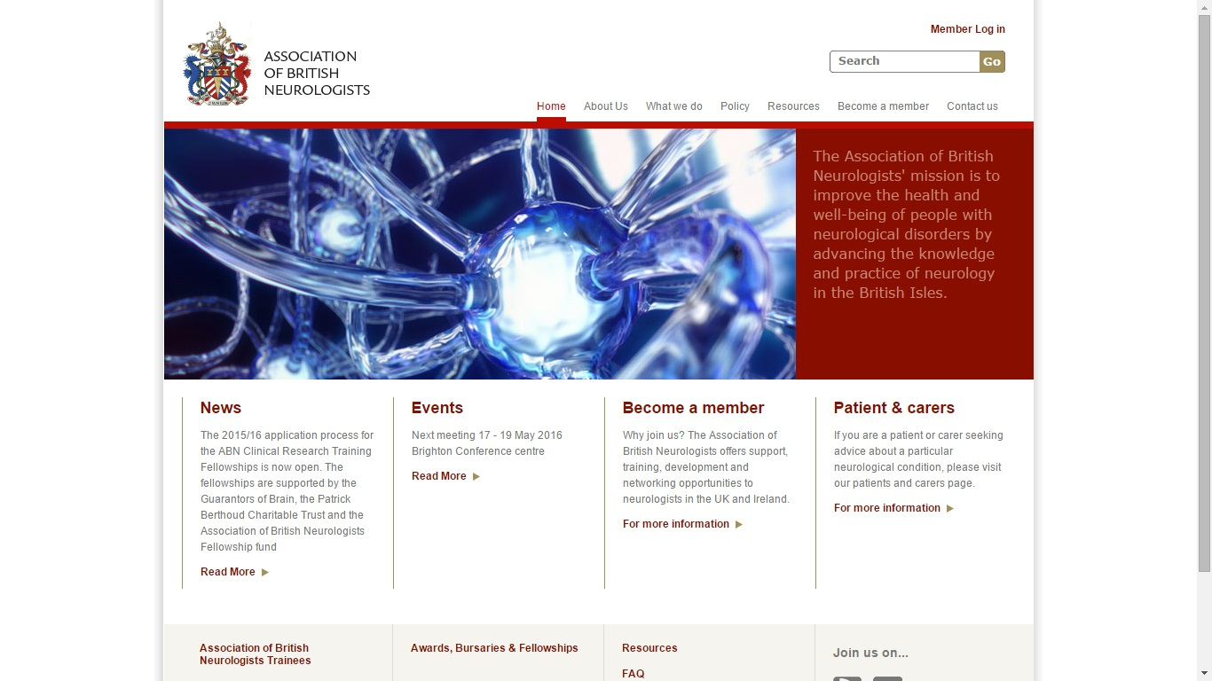 professional neurological associations  u2013 the neurology lounge