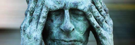 Headache by openDemocracy on Flikr. https://www.flickr.com/photos/opendemocracy/1482020719