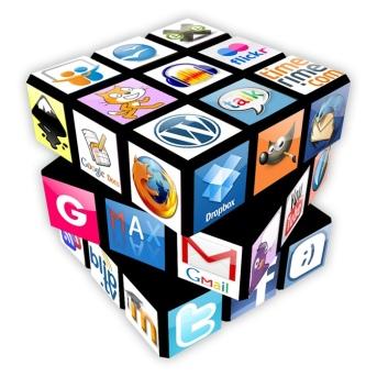 Rubik apps. Cesar Poyatos on Flikr. https://www.flickr.com/photos/cpoyatos/5791320785