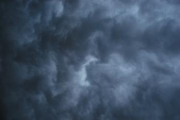 Texture: Thunder Clouds. Virginia Moerenhout on Flikr. https://www.flickr.com/photos/yndra/4784553320