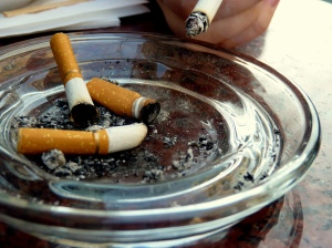 Ashtray. Jocelyn on Flikr. https://www.flickr.com/photos/-jocelyn-/6513335519