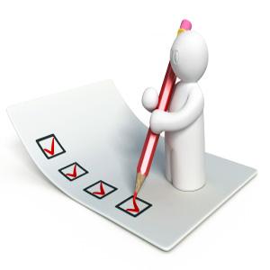 Feedback checklist. AJ Cann on Flikr. https://www.flickr.com/photos/ajc1/9568156463