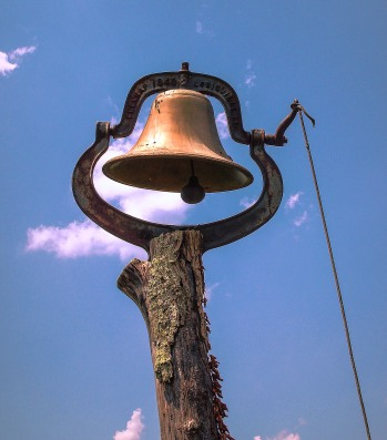 Ask Not For Whom the Bell Tolls...Vicky Vinch ON/OFF on FLikr https://www.flickr.com/photos/91593630@N08/28095933065
