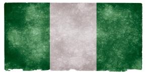 Nigeria flag. Global Panorama on Flikr. https://www.flickr.com/photos/121483302@N02/13777960823