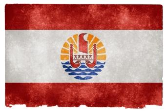 French Polynesia Grunge Flag. Nicholas Raymond on Flikr. https://www.flickr.com/photos/80497449@N04/7384286938