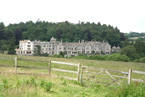 Bovey Castle. © Copyright Martin Bodman http://www.geograph.org.uk/photo/2475196