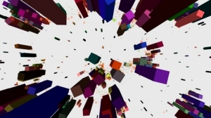 The Colour Economy: Frantic on Vimeo. Jer Thorp on Flikr. https://www.flickr.com/photos/blprnt/2542831577/